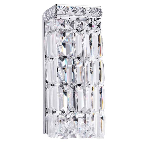 "Picture of 14"" 2 Light Bathroom Sconce with Chrome finish"