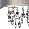 "Picture of 14"" 2 Light Wall Sconce with Chrome finish"