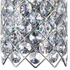 """Picture of 14"""" 4 Light Wall Sconce with Chrome finish"""