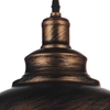 "Picture of 15"" 1 Light Down Pendant with Antique Copper finish"
