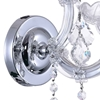"""Picture of 15"""" 1 Light Wall Sconce with Chrome finish"""