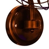 "Picture of 15"" 3 Light Wall Sconce with Antique Copper finish"