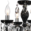 """Picture of 15"""" 4 Light Up Chandelier with Chrome finish"""
