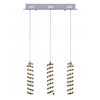 "Picture of 15"" LED Multi Point Pendant with Chrome finish"