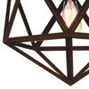 "Picture of 16"" 1 Light Down Mini Pendant with Antique Copper finish"