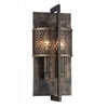 """Picture of 16"""" 2 Light Wall Sconce with Golden Bronze finish"""