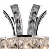 "Picture of 16"" 3 Light Wall Sconce with Chrome finish"