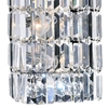 """Picture of 16"""" 4 Light Bathroom Sconce with Chrome finish"""