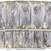 """Picture of 16"""" LED  Chandelier with Chrome finish"""