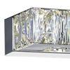 "Picture of 16"" LED Vanity Light with Chrome finish"