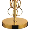 """Picture of 17"""" 1 Light Table Lamp with Gold finish"""