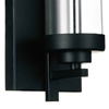 "Picture of 17"" 1 Light Wall Sconce with Black finish"