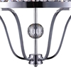 """Picture of 18"""" 2 Light Wall Sconce with Chrome finish"""