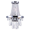 "Picture of 18"" 3 Light Wall Sconce with Chrome finish"