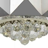 """Picture of 18"""" 6 Light  Chandelier with Chrome finish"""