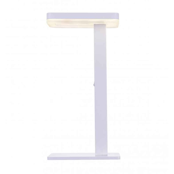 "Picture of 18"" LED Table Lamp with White finish"
