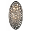 "Picture of 19"" 2 Light Wall Sconce with Satin Nickel finish"