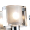 "Picture of 19"" 3 Light Wall Sconce with Chrome finish"