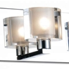 "Picture of 19"" 3 Light Wall Sconce with Satin Nickel finish"