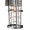 """Picture of 20"""" 2 Light Wall Sconce with Pewter finish"""