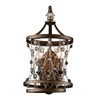 "Picture of 20"" 2 Light Wall Sconce with Speckled Bronze finish"