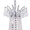 "Picture of 20"" Elegant Crystal Round Chandelier Chrome / Gold 11 Lights"