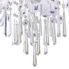 """Picture of 20"""" LED Down Chandelier with Chrome finish"""