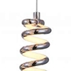 """Picture of 20"""" LED Multi Point Pendant with Chrome finish"""