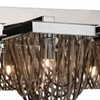 "Picture of 21"" 3 Light Vanity Light with Chrome finish"