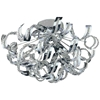 "Picture of 22"" 13 Light  Flush Mount with Chrome finish"