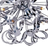 "Picture of 22"" 14 Light  Chandelier with Chrome finish"