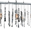 """Picture of 22"""" 3 Light Down Chandelier with Chrome finish"""