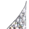 """Picture of 22"""" 4 Light Wall Sconce with Chrome finish"""