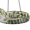 "Picture of 22"" LED  Chandelier with Chrome finish"
