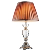 "Picture of 24"" 1 Light Table Lamp with Brushed Nickel finish"