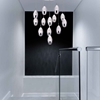 """Picture of 24"""" 13 Light Multi Light Pendant with Chrome finish"""