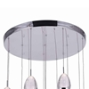 "Picture of 24"" 13 Light Multi Light Pendant with Chrome finish"