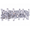 """Picture of 24"""" 6 Light Vanity Light with Chrome finish"""