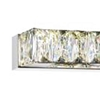 "Picture of 24"" LED Vanity Light with Chrome finish"