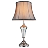 "Picture of 25"" 1 Light Table Lamp with Brushed Nickel finish"