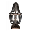 "Picture of 25"" 2 Light Table Lamp with Antique Bronze finish"