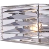"Picture of 25"" 3 Light Vanity Light with Bright Nickel finish"