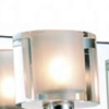 "Picture of 25"" 4 Light Wall Sconce with Chrome finish"
