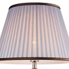 "Picture of 26"" 1 Light Table Lamp with Brushed Nickel finish"