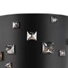 """Picture of 26"""" 4 Light Table Lamp with Black finish"""