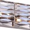 "Picture of 26"" 4 Light Vanity Light with Bright Nickel finish"