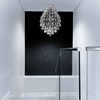 """Picture of 26"""" 9 Light  Chandelier with Chrome finish"""