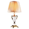 "Picture of 27"" 1 Light Table Lamp with Antique Brass finish"
