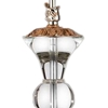 "Picture of 27"" 1 Light Table Lamp with Silver finish"