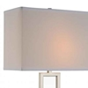 "Picture of 28"" 1 Light Table Lamp with Satin Nickel finish"